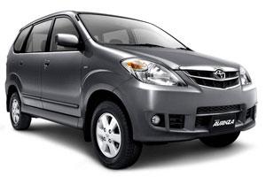 Sewa Mobil Toyota Avanza Murah Bali